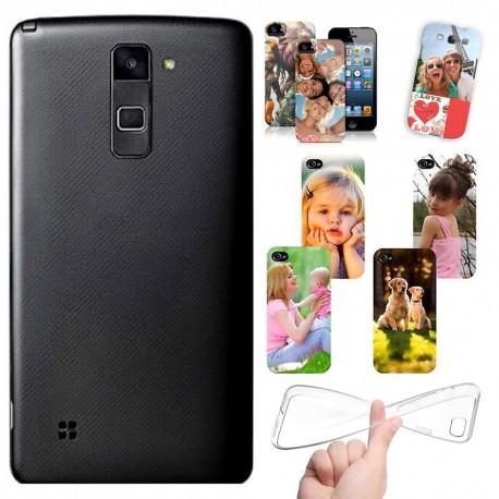 Cover Personalizzate LG Stylus 2 con foto