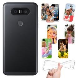 Cover Personalizzate LG Q8 con foto