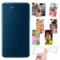 Cover personalizzate LG X Power 3 con foto