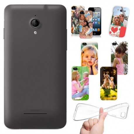 Cover Personalizzate Vodafone Smart 4 Turbo con foto