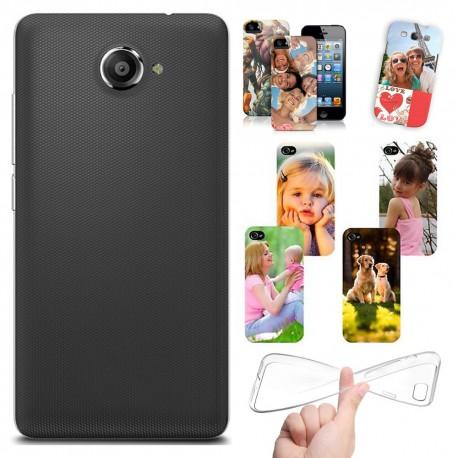 Cover Personalizzate Vodafone Smart Ultra 7 con foto
