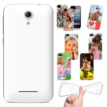 Cover Personalizzate Vodafone Smart 4 Power 4G con foto