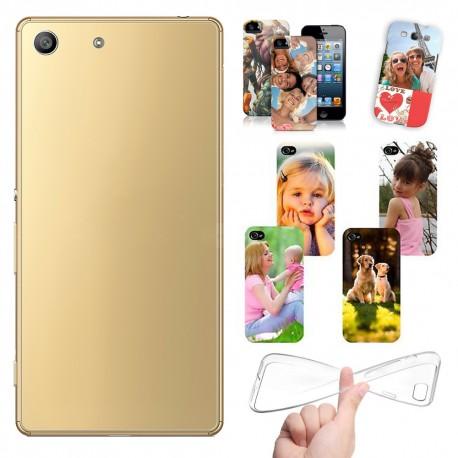 Cover Personalizzate XPERIA Sony M5  con foto