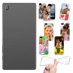 Cover personalizzate SONY XPERIA Z5 COMPACT con foto