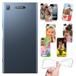 Cover Personalizzate Sony XPERIA XZ1 con foto
