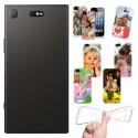 Cover Personalizzate Sony XPERIA XZ1 Compact con foto