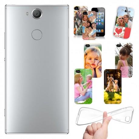 Cover Personalizzate Sony XPERIA XA2 con foto