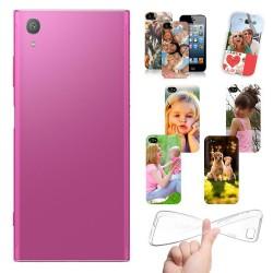 Cover Personalizzate Sony XPERIA XA1 Plus con foto