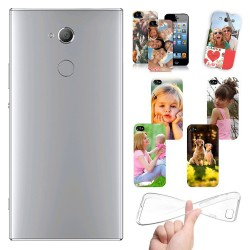 Cover Personalizzate Sony Xperia XA2 Ultra  con foto