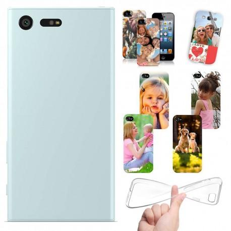 Cover Personalizzate Sony X mini - X Compact con foto