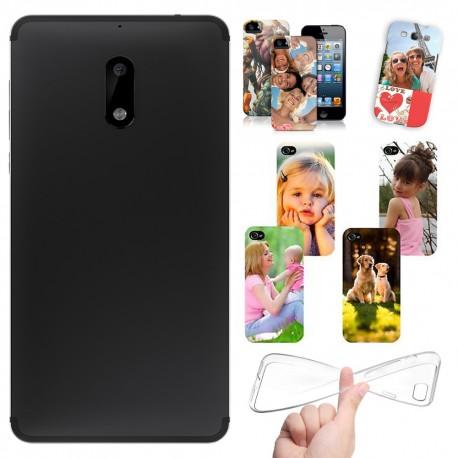 Cover Personalizzate Nokia 6 con foto