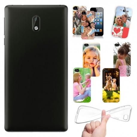 Cover Personalizzate Nokia 3 con foto