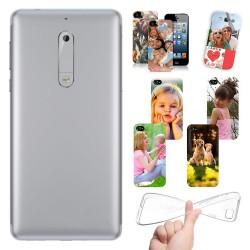 Cover Personalizzate Nokia 5 con foto