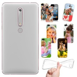 Cover Personalizzate Nokia 6 2018 con foto