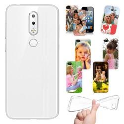 Cover Personalizzate Nokia 6.1 Plus X6 2018 con foto