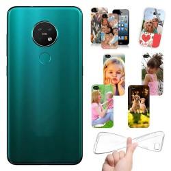 Cover Nokia 7.2 personalizzate con foto