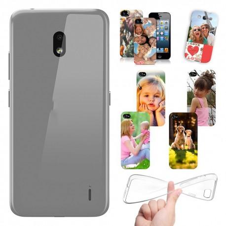 Cover Nokia 2.2 personalizzate con foto