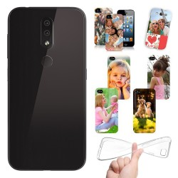 Cover Nokia 4.2 personalizzate con foto