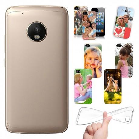 Cover Personalizzate Motorola Moto G5 Plus con foto