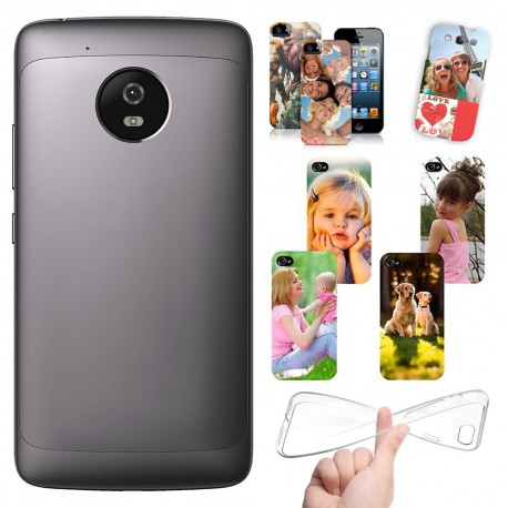 Cover Personalizzate Motorola Moto G5 con foto