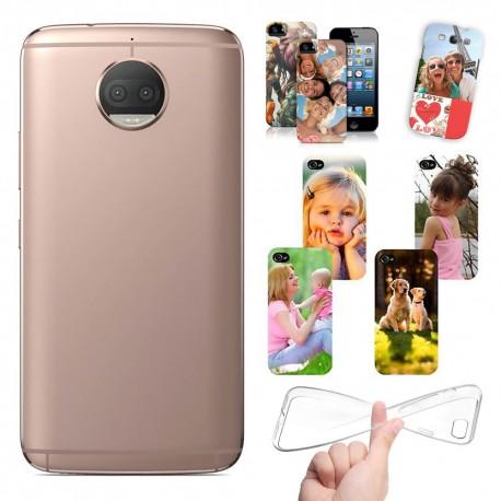 Cover Personalizzate Motorola Moto G5S con foto