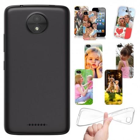 Cover Personalizzate Motorola Moto C con foto