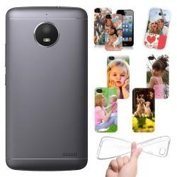 Cover Personalizzate Motorola Moto E4 con foto