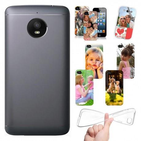 Cover Personalizzate Motorola Moto E4 Plus con foto