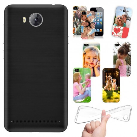 Cover Personalizzate HUAWEI Y3 2 II 2016 con foto