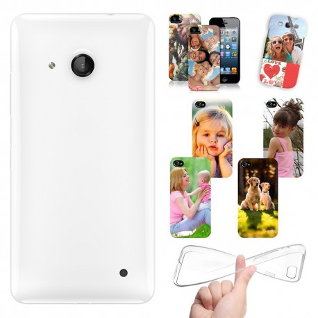 Cover Personalizzate Lumia 550 con foto