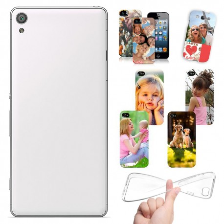 Cover Personalizzate Xperia XA con foto