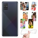Cover Samsung Galaxy A71 A715 personalizzate con foto