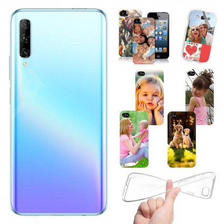 Cover Huawei P Smart Pro personalizzata con foto