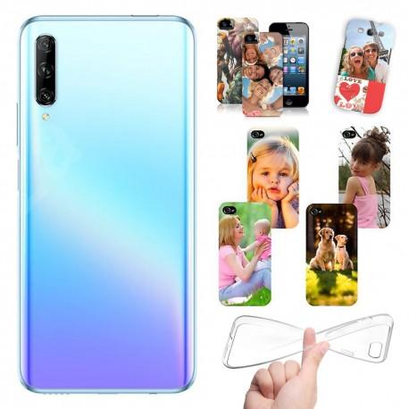 Cover Huawei Y9s personalizzata con foto