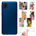 Cover Samsung Galaxy M31 M315 personalizzata con foto