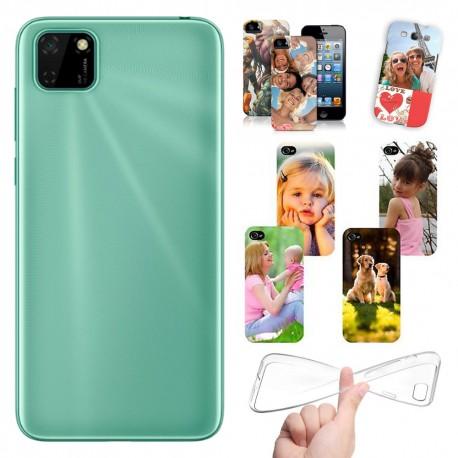 Cover Huawei Y5p personalizzate con foto
