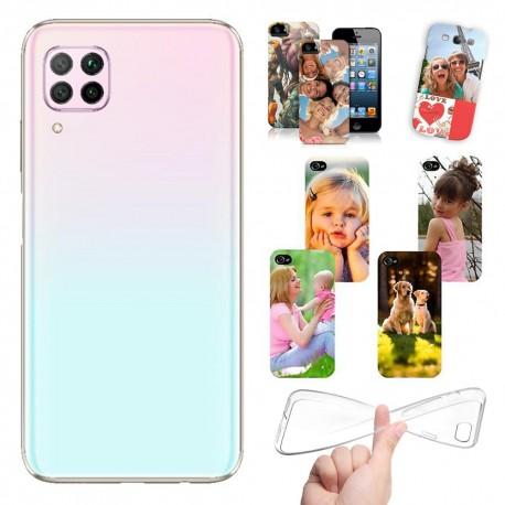 Cover Huawei P40 Lite personalizzata con foto