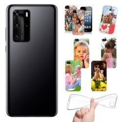 Cover Huawei P40 Pro personalizzata con foto