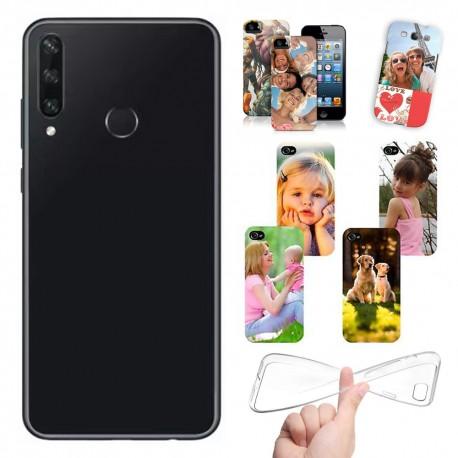 Cover Huawei Y6p personalizzate con foto