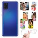 Cover personalizzate Samsung Galaxy A21S A217 con foto