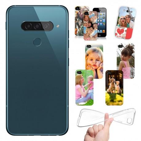 Cover Lg G8s personalizzata con foto