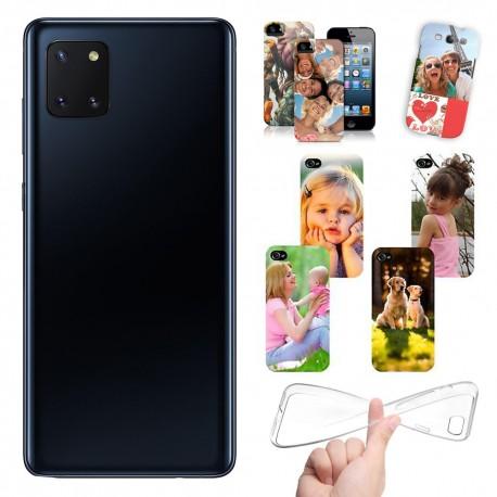 Cover Samsung Galaxy A81 A815 personalizzate con foto