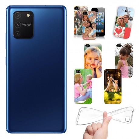 Cover Samsung Galaxy A91 A915 personalizzate con foto