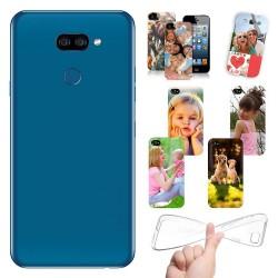 Cover LG K40s personalizzate con foto