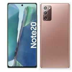 Cover personalizzate Samsung Note 20 N980 con foto