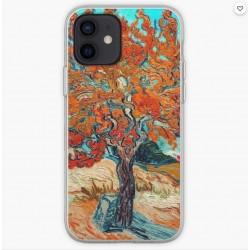 Cover per cellulare quadro Van Gogh L'albero di gelso -