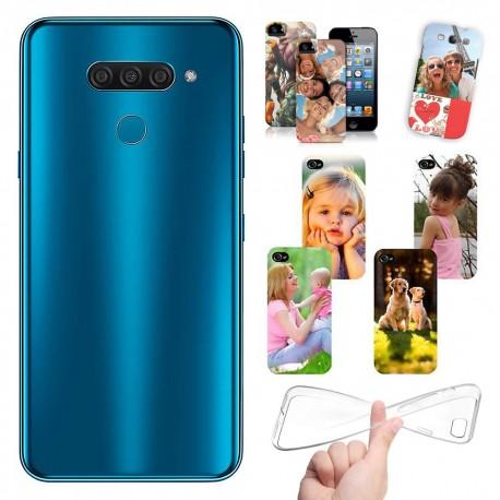 Cover LG K50 personalizzate con foto