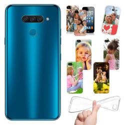 Cover LG Q60 personalizzate con foto