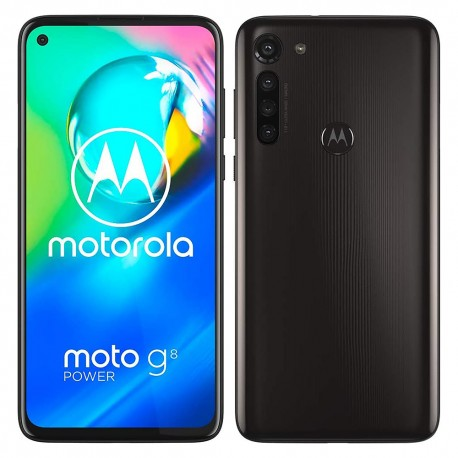 Cover personalizzate per Motorola Moto G8 Power personalizzabile con foto e testo -
