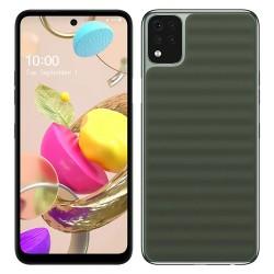 Cover personalizzate per LG K42 personalizzabile con foto e testo -
